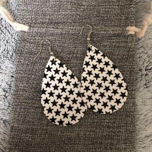 Jewelry - Star Teardrop Earrings